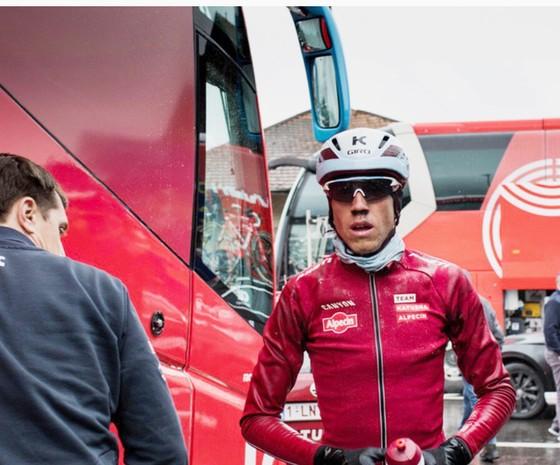 Ilnur Zakarin tự tin hướng về Giro d'Italia 2017.