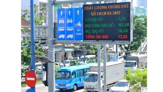 Cổng thông tin giao thông TPHCM: Tăng cường tương tác với người dân  ảnh 1