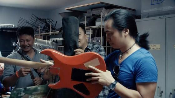 Phim tài liệu về Trần Lập và ban nhạc Bức Tường được công chiếu tại TPHCM ảnh 7