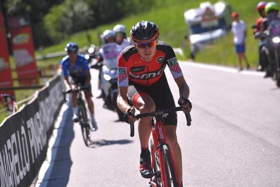 Giro d'Italia 2017: Chiến thắng đầu tay của Van Garderen ảnh 1