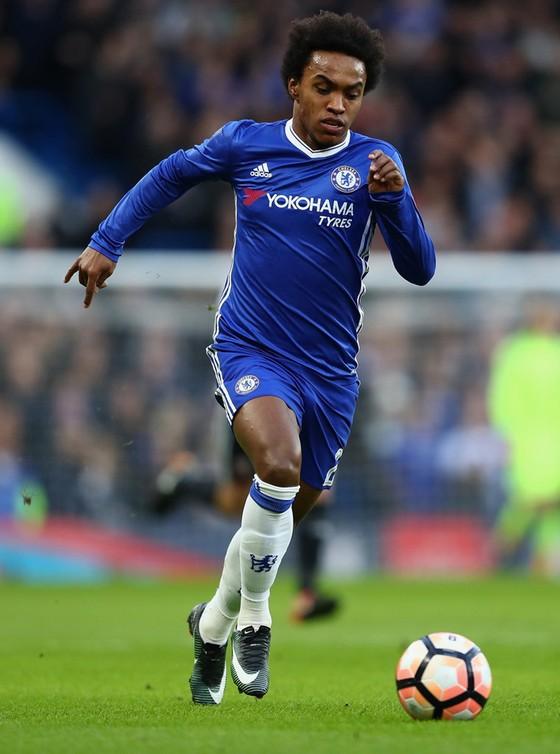 Willian cam kết trung thành với Chelsea ảnh 1