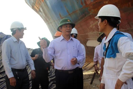 """Sự cố tàu vỏ thép: Doanh nghiệp bóc 3 máy tàu hàng """"chợ"""", thay lại máy chính hãng ảnh 2"""