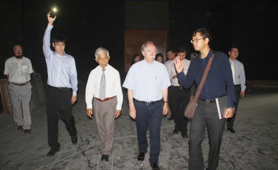Giáo sư Gerardus 't Hooft đặt tên đường khoa học đầu tiên tại Việt Nam ảnh 4