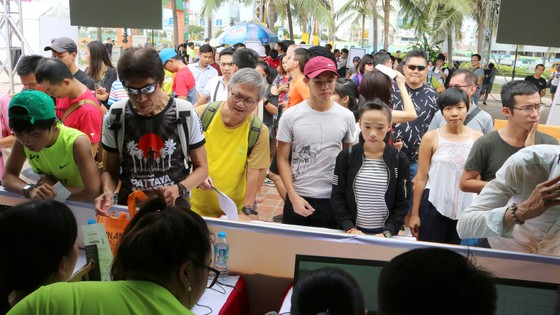 Sôi động Cuộc thi Marathon Quốc tế Đà Nẵng 2017 ảnh 2