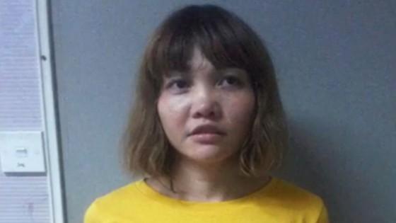 Phiên xét xử Đoàn Thị Hương: Bị cáo phủ nhận cáo buộc chủ ý sát hại công dân Triều Tiên ảnh 1