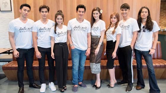 Diễn viên Công Dương đảm nhận vai chính phim điện ảnh Thái Lan ảnh 2