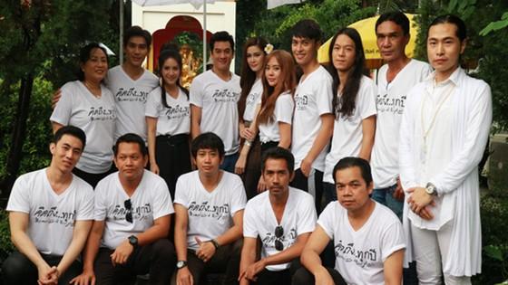 Diễn viên Công Dương đảm nhận vai chính phim điện ảnh Thái Lan ảnh 3