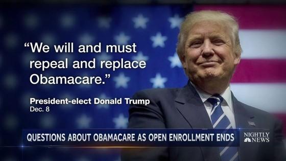 """Tổng thống Trump """"khai tử"""" Obamacare ảnh 2"""