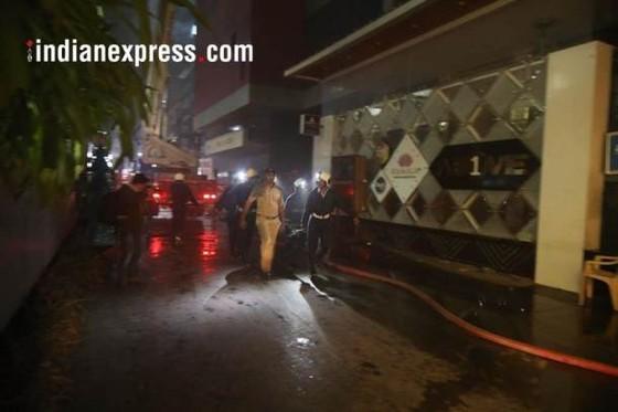 Ấn Độ: Cháy trung tâm thương mại, ít nhất 14 người chết, 16 người bị thương ảnh 3