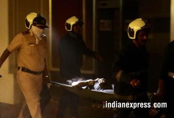 Ấn Độ: Cháy trung tâm thương mại, ít nhất 14 người chết, 16 người bị thương ảnh 8