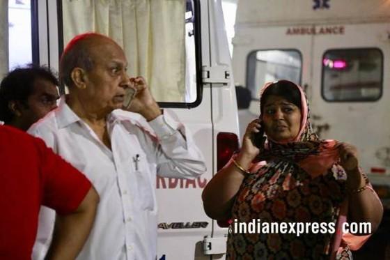 Ấn Độ: Cháy trung tâm thương mại, ít nhất 14 người chết, 16 người bị thương ảnh 13