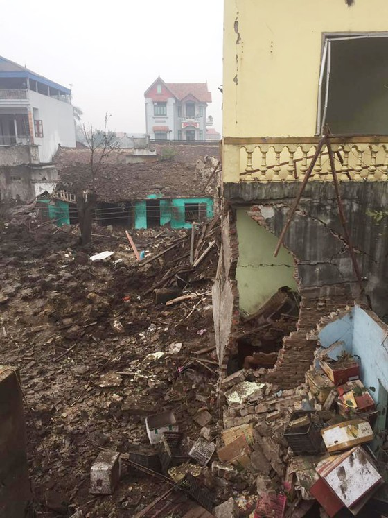 Vụ nổ nhà dân ở Bắc Ninh: Triệu tập hai người là chủ của đống phế liệu  ảnh 1