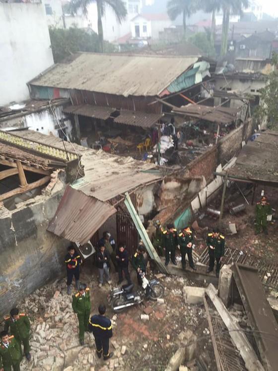 Vụ nổ nhà dân ở Bắc Ninh: Triệu tập hai người là chủ của đống phế liệu  ảnh 2