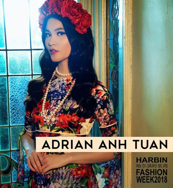 Nhà thiết kế Adrian Anh Tuấn tham dự Harbin Fashion Week tại Trung Quốc ảnh 1