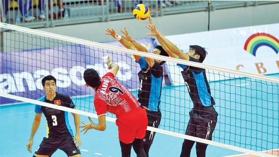 Bóng chuyền Việt Nam đang khắc khoải chờ đợi được thử sức ở đấu trường châu lục như ASIAD. Ảnh: HUY THẮNG