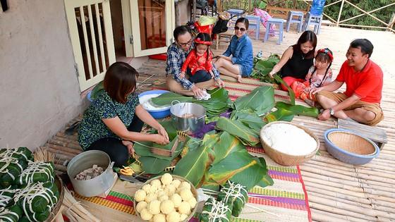 Trải nghiệm tết Việt ảnh 1