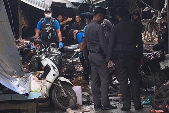 Nổ bom ở miền Nam Thái Lan, 22 người thương vong ảnh 3