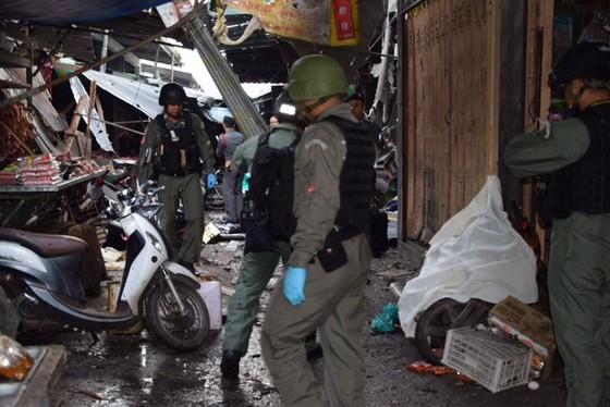 Nổ bom ở miền Nam Thái Lan, 22 người thương vong ảnh 5
