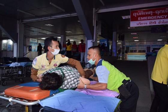 Nổ bom ở miền Nam Thái Lan, 22 người thương vong ảnh 1