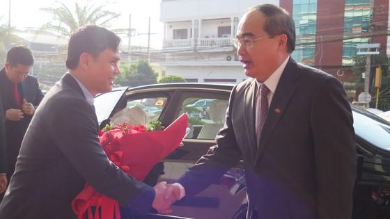 TPHCM hỗ trợ Đại học Quốc gia Lào phát triển nguồn nhân lực ảnh 2