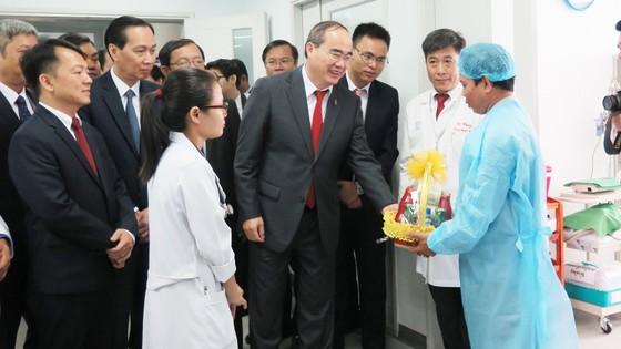 Bí thư Thành ủy TPHCM Nguyễn Thiện Nhân kết thúc tốt đẹp chuyến thăm, làm việc tại Lào và Campuchia ảnh 4