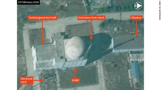 Phát hiện dấu hiệu hoạt động tại các lò phản ứng hạt nhân của Triều Tiên ảnh 3