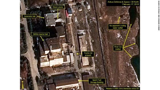 Phát hiện dấu hiệu hoạt động tại các lò phản ứng hạt nhân của Triều Tiên ảnh 2
