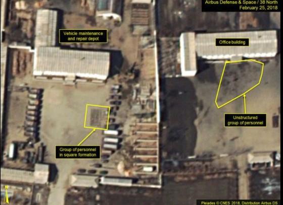 Phát hiện dấu hiệu hoạt động tại các lò phản ứng hạt nhân của Triều Tiên ảnh 5