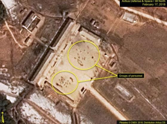 Phát hiện dấu hiệu hoạt động tại các lò phản ứng hạt nhân của Triều Tiên ảnh 6