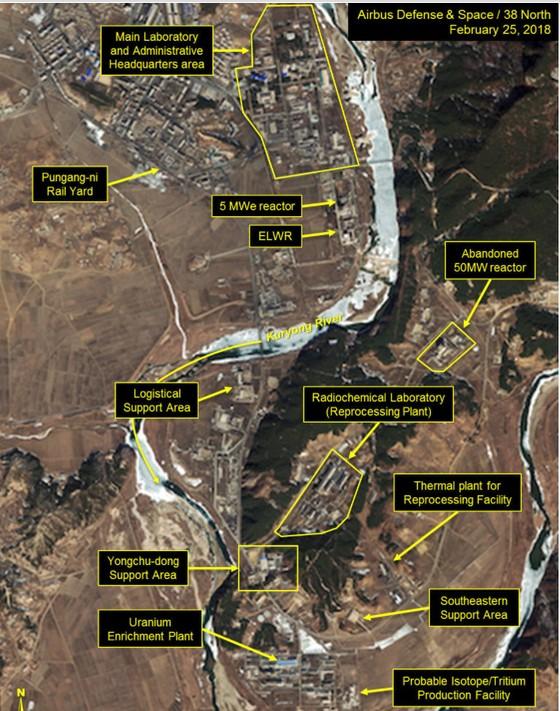 Phát hiện dấu hiệu hoạt động tại các lò phản ứng hạt nhân của Triều Tiên ảnh 8