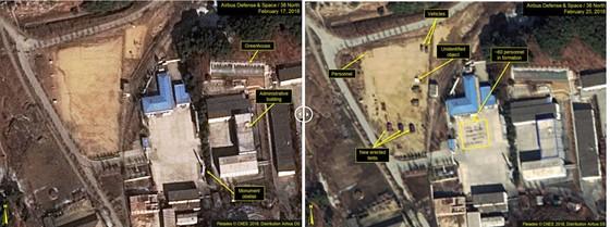Phát hiện dấu hiệu hoạt động tại các lò phản ứng hạt nhân của Triều Tiên ảnh 9
