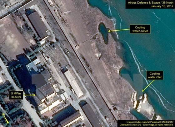 Phát hiện dấu hiệu hoạt động tại các lò phản ứng hạt nhân của Triều Tiên ảnh 1