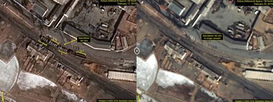 Phát hiện dấu hiệu hoạt động tại các lò phản ứng hạt nhân của Triều Tiên ảnh 4