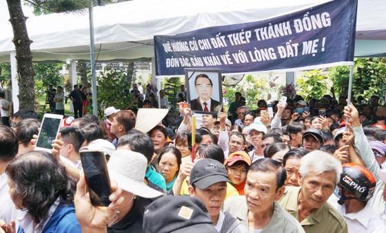Lễ an táng nguyên Thủ tướng Phan Văn Khải ảnh 20