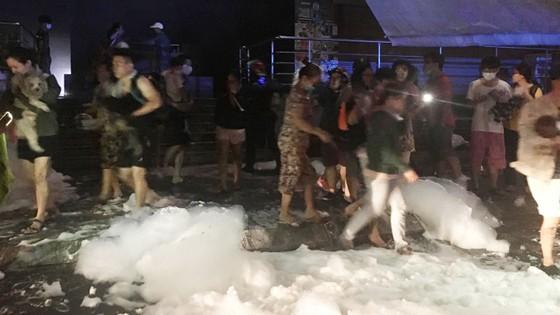 Đêm kinh hoàng của cư dân chung cư Carina Plaza ảnh 6