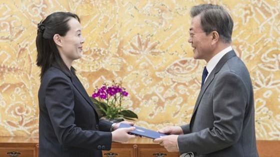 Công bố thành phần phái đoàn Triều Tiên trong cuộc gặp Thượng đỉnh liên Triều ảnh 1