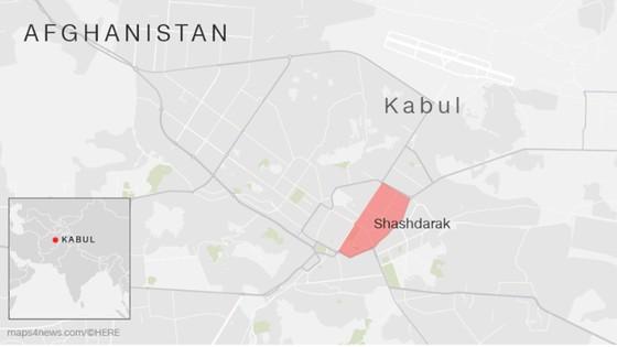 Afghanistan: Ít nhất 25 người thiệt mạng trong 2 vụ đánh bom liều chết tại Kabul ảnh 1