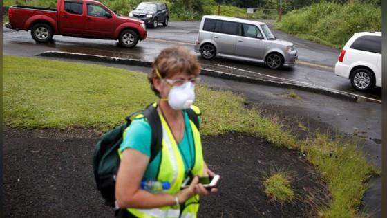Núi lửa Kilauea (Hawaii) tạo ra cột tro bụi cao 9.000 mét ảnh 4