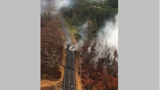 Núi lửa Kilauea (Hawaii) tạo ra cột tro bụi cao 9.000 mét ảnh 2