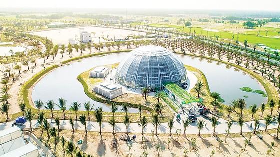 Khám phá nông nghiệp hàng đầu thế giới bên trong VinEco Nam Hội An  ảnh 1