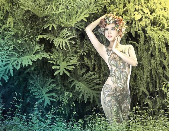 Nude trong mỹ thuật: Nhu cầu  cần thiết, nhưng… ảnh 1