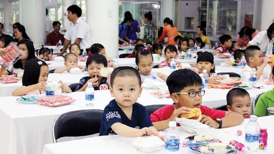 Rộn ràng niềm vui trong Ngày Tết thiếu nhi tại Vedan Việt Nam ảnh 1