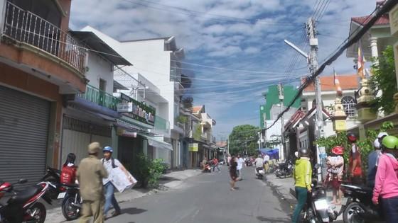 Cháy nhà 3 tầng ở trung tâm TP Phan Thiết, 4 người thoát nạn ảnh 3