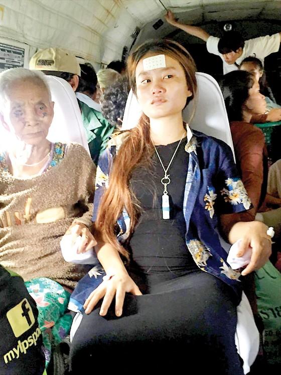 Tình người trong thảm họa ở Lào ảnh 8
