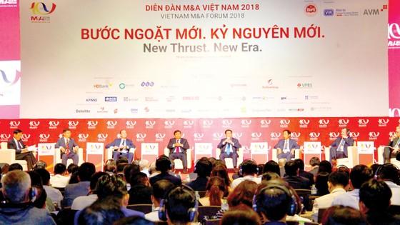 M&A hỗ trợ quá trình tái cơ cấu kinh tế Việt Nam thành công ảnh 1
