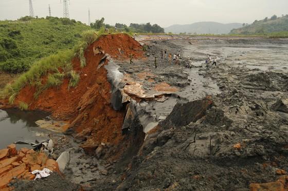 Khắc phục hậu quả sự cố vỡ đập bãi thải tại Bảo Thắng, Lào Cai ảnh 1