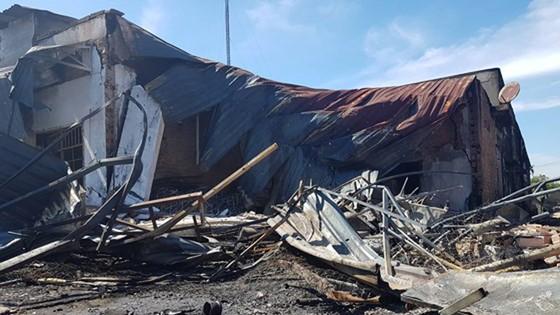 Xe bồn chở xăng gây cháy, 6 người thiệt mạng ảnh 12