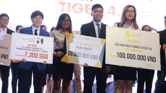 Trao giải cuộc thi Talent Generation 2018 ảnh 3