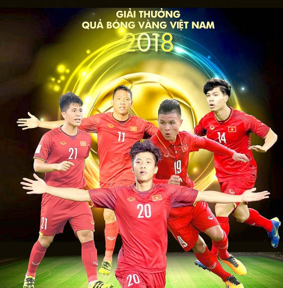 Tối nay 22-12, trao giải Quả bóng vàng Việt Nam 2018: Mùa giải của những điểm nhấn ảnh 1