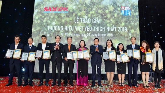 Thương hiệu Việt yêu thích nhất 2019: Vinh danh 27 doanh nghiệp ảnh 4
